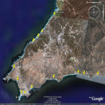 Google Earth Mapa Praias Sagres